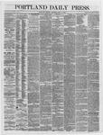 Portland Daily Press: June 11,1866