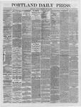 Portland Daily Press:  June 12,1866