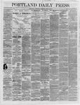 Portland Daily Press:  June 13,1866