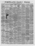Portland Daily Press: June 15,1866