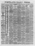 Portland Daily Press: June 18,1866