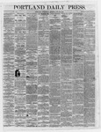 Portland Daily Press: June 20,1866