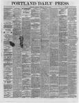 Portland Daily Press: June 23,1866