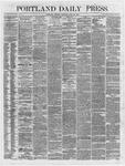 Portland Daily Press: June 25,1866