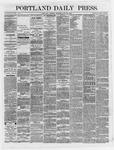 Portland Daily Press: June 26,1866