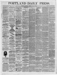 Portland Daily Press:  June 30,1866