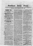 Portland Daily Press:  July 06,1866