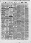 Portland Daily Press: July 09,1866