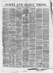Portland Daily Press: July 14,1866