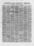 Portland Daily Press: July 16,1866