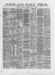 Portland Daily Press:  July 17,1866