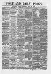 Portland Daily Press:  July 20,1866