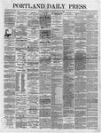 Portland Daily Press:  July 30,1866