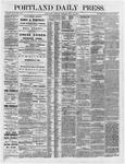 Portland Daily Press: July 31,1866