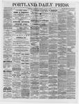 Portland Daily Press: August 01,1866