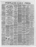 Portland Daily Press: August 04,1866
