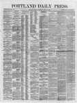 Portland Daily Press:  August 07,1866