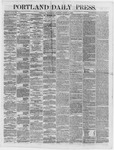 Portland Daily Press: August 08,1866