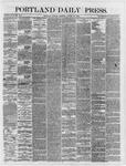 Portland Daily Press: August 20,1866