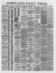 Portland Daily Press: August 21,1866