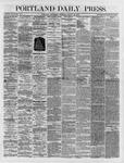 Portland Daily Press: August 22,1866