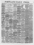 Portland Daily Press:  August 23,1866