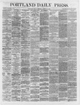 Portland Daily Press: August 24,1866