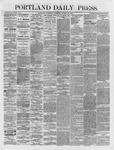 Portland Daily Press: August 29,1866