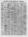 Portland Daily Press:  August 31,1866