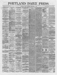 Portland Daily Press: September 07,1866