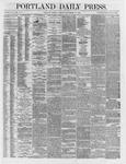 Portland Daily Press: September 10,1866
