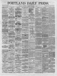 Portland Daily Press: September 12,1866