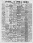 Portland Daily Press: September 13,1866