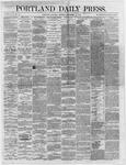Portland Daily Press:  September 15,1866