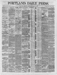 Portland Daily Press:  September 19,1866