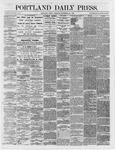Portland Daily Press: September 21,1866