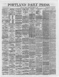 Portland Daily Press:  September 25,1866