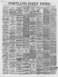 Portland Daily Press:  September 26,1866