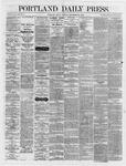 Portland Daily Press:  September 28,1866