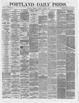 Portland Daily Press:  October 04,1866