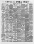 Portland Daily Press: October 05,1866