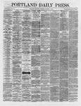 Portland Daily Press:  October 06,1866