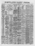 Portland Daily Press: October 09,1866