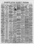 Portland Daily Press:  October 10,1866