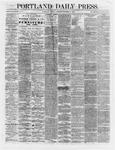 Portland Daily Press: October 15,1866