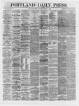 Portland Daily Press: October 16,1866