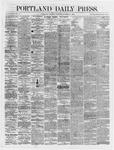 Portland Daily Press: October 18,1866