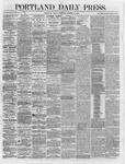 Portland Daily Press: October 19,1866