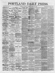 Portland Daily Press: October 20,1866