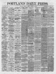 Portland Daily Press: October 23,1866